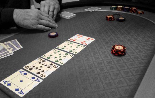 matematika untuk poker