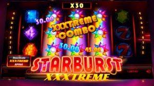 Starburst Xxxtreme Play'N Go Slot